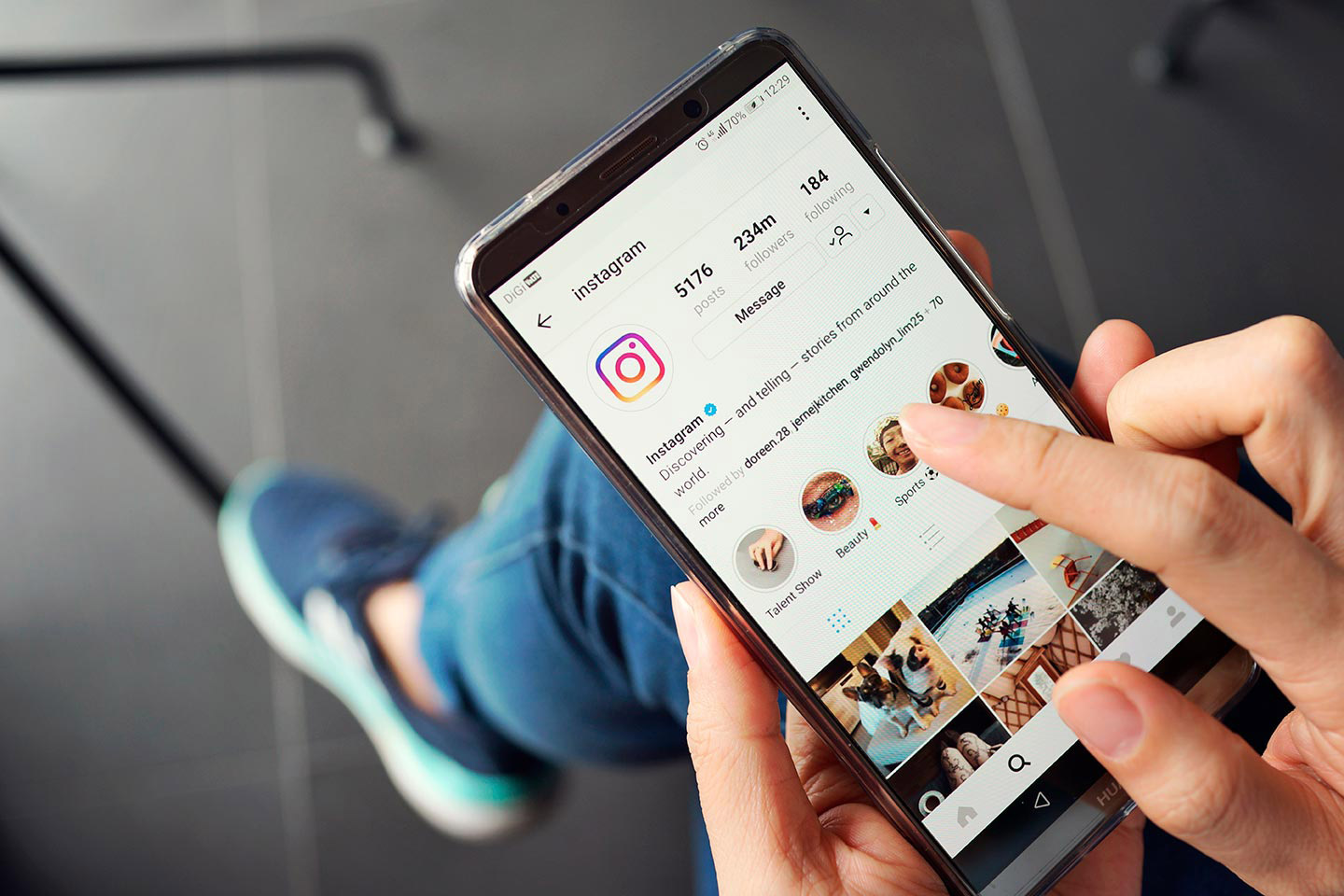 Be A Genuine Instagram User: Pro's tip on how to get more reach on Instagram in 2021